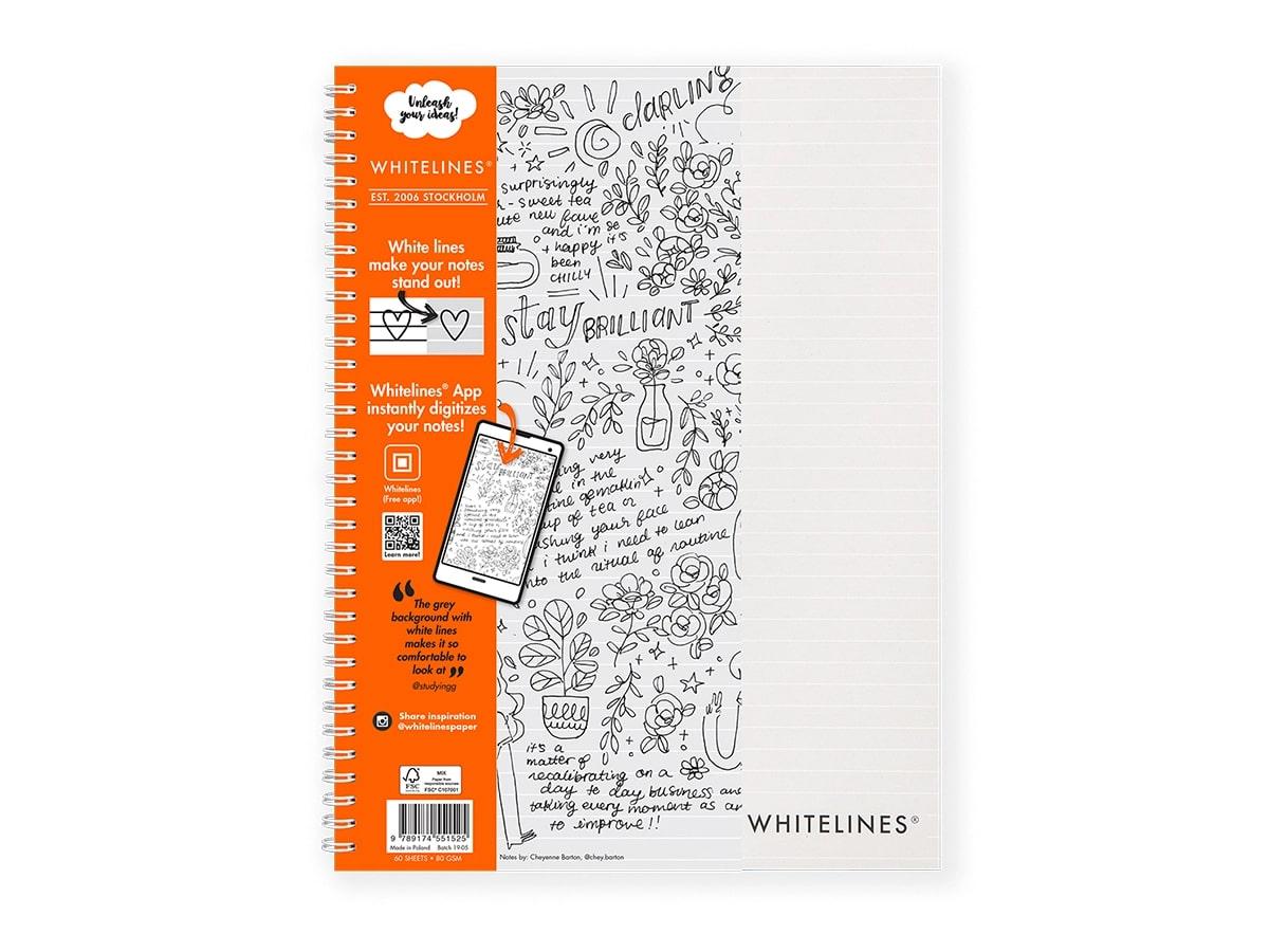 Best notebooks that are not moleskine whitelines notebooks
