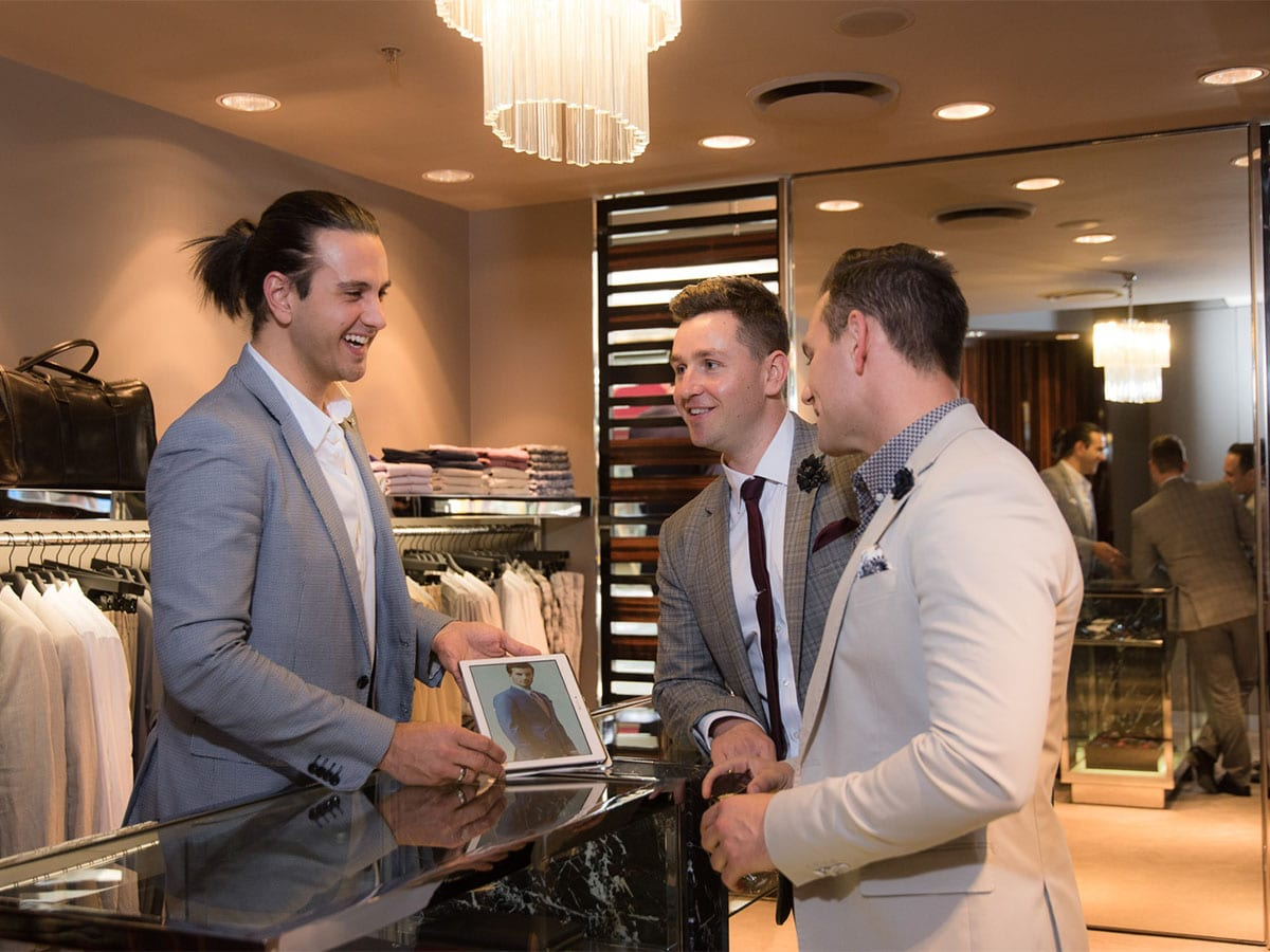 Best tailors and bespoke suit shops in adelaide calibre