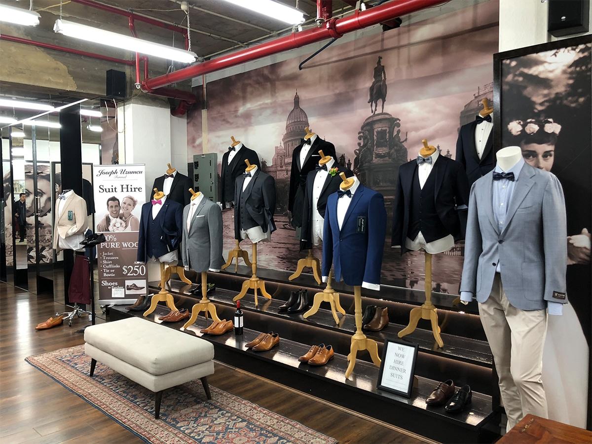 Best tailors and bespoke suit shops in adelaide joseph uzumcu