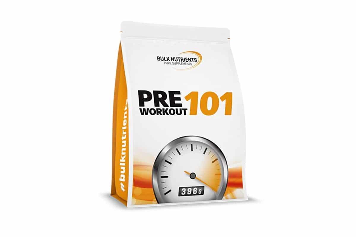 Bulk Nutrients Pre-Workout 101