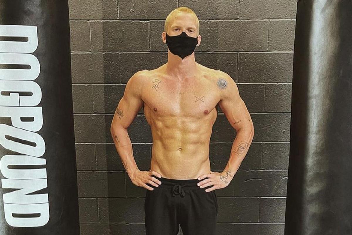 Cody Simpson Body Transformation
