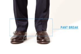 Complete guide to pant breaks