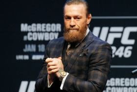 Conor mcgregors watch collection