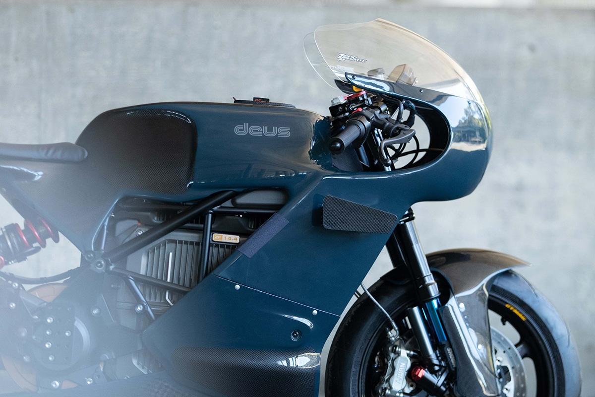 Deus Ex Machina Zero SRS wheel