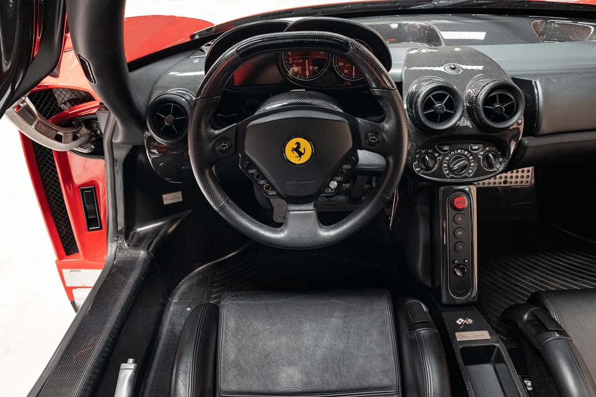 Ferrari Enzo Carsales 6