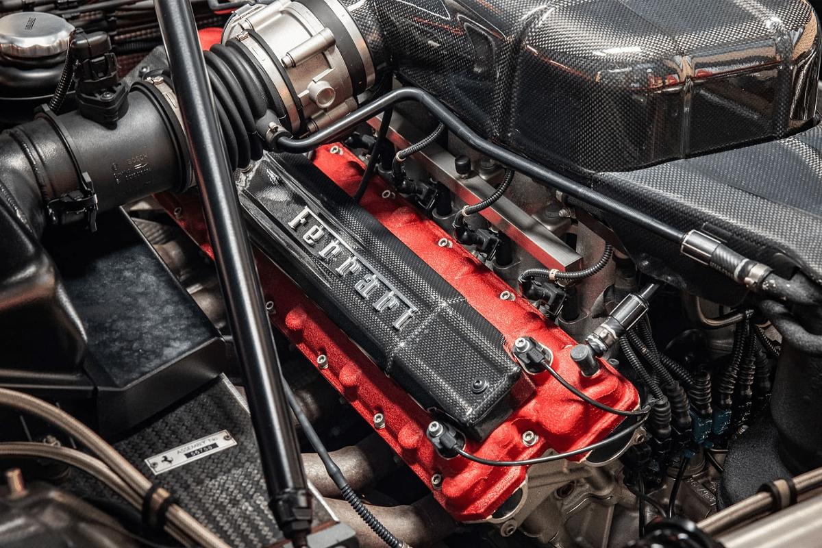 Ferrari Enzo Carsales 7