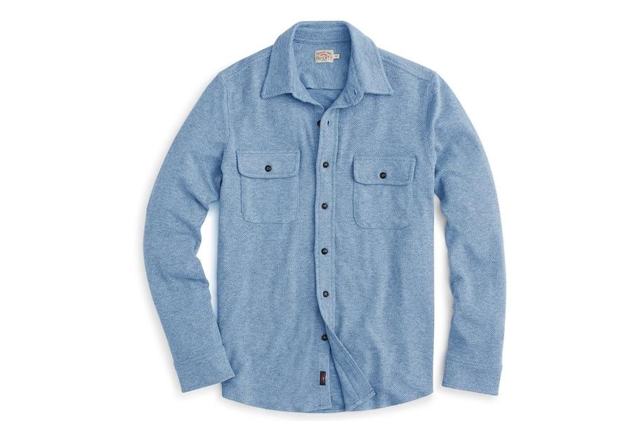 Faherty Brand Legend Sweater Shirt