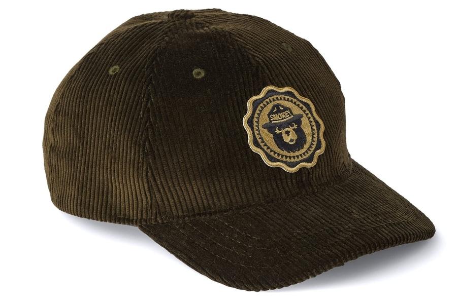 Filson Smokey Bear Low-Profile Cap
