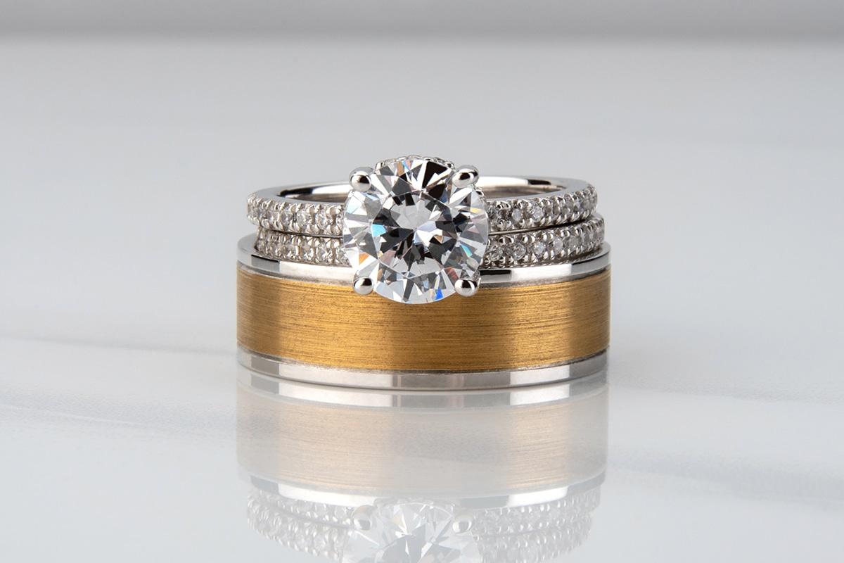 Kavalri Women's Engagement Ring