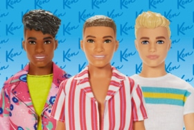 Three new Ken dolls released for 60th anniversary