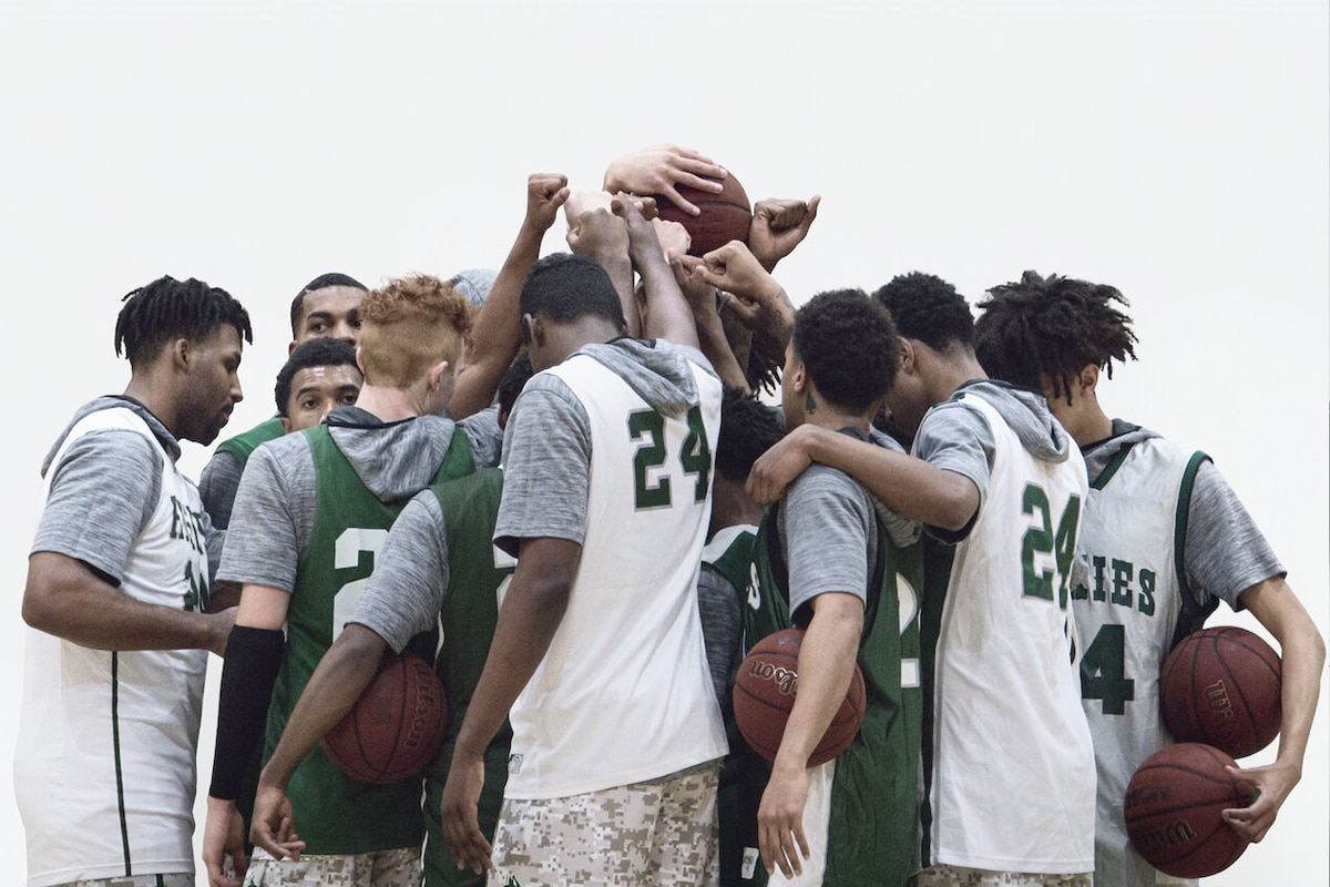 Last Chance U- Basketball