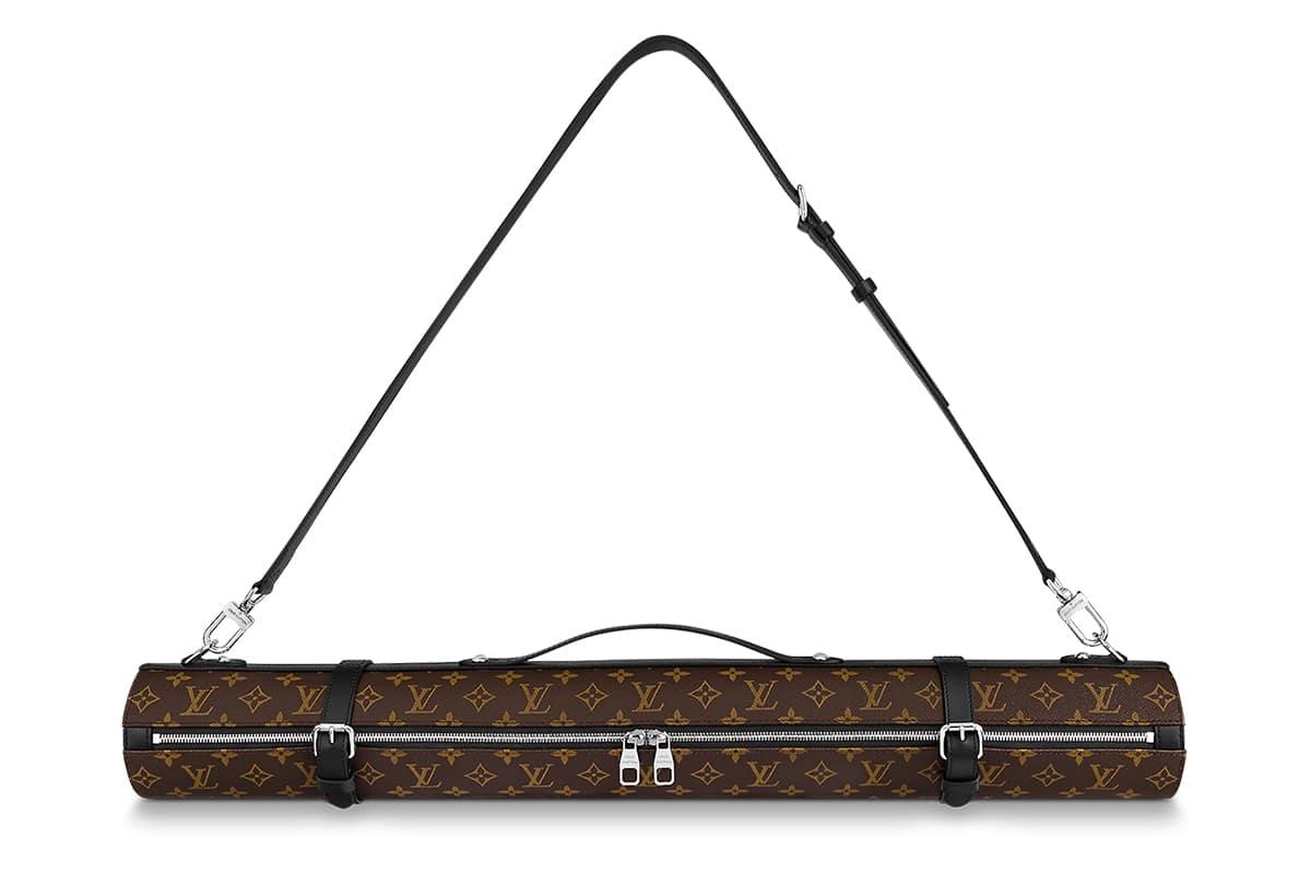 Louis Vuitton Monogram Kite case with handle