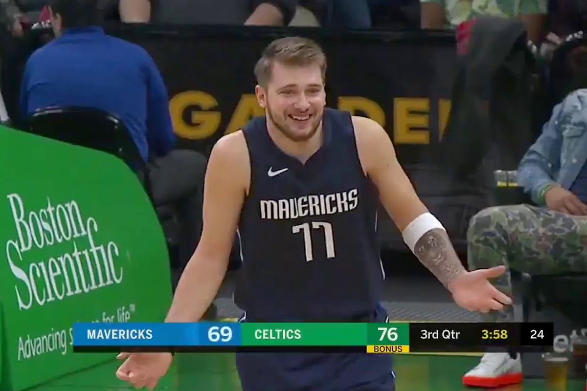 Luka Doncic Rookie Card