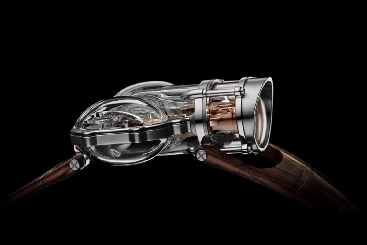 MB&F housed its latest HM9 side view