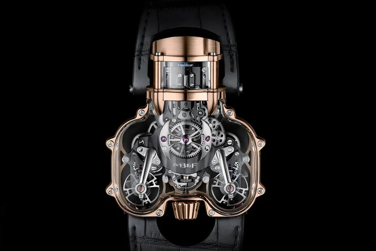 MB&F housed its latest HM9 top