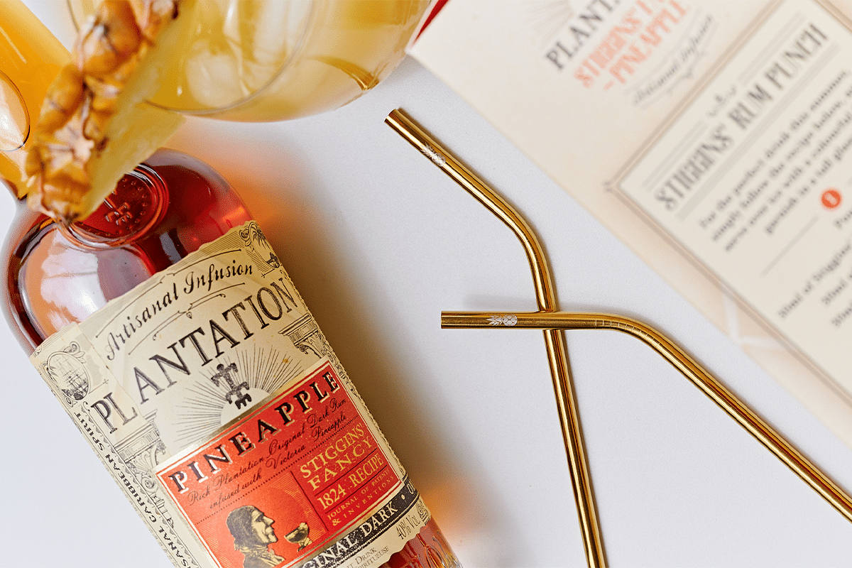 March 5th - Plantation Stiggins' Fancy Pineapple Rum