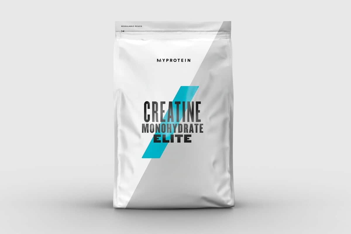 MyProtein Creatine Monohydrate Elite