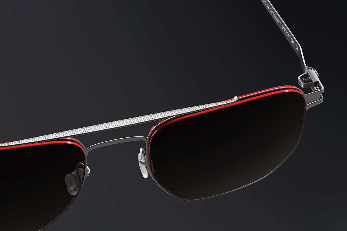 Mykita x Leica Sunglasses eyewear