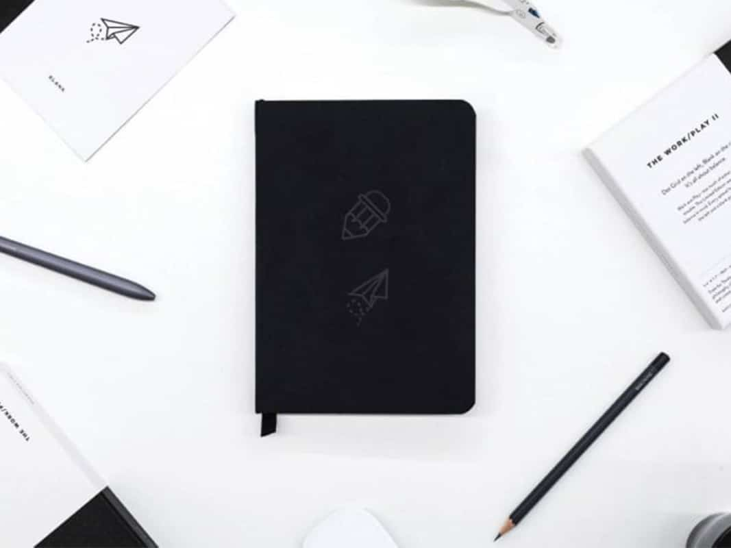 Notebooks that are not moleskine