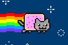 Nyan Cat Crytpo Sale