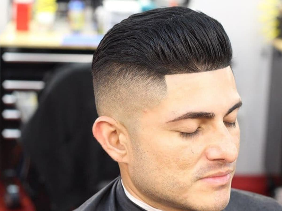 Pompadour haircut hairstyles for men 3