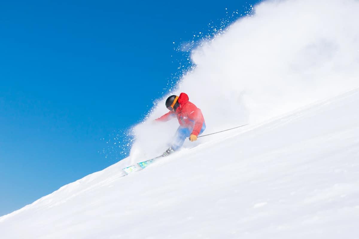 Qantas Ski Flights