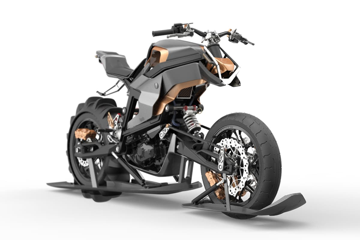 Sunbeam ConceptONE motorcyle
