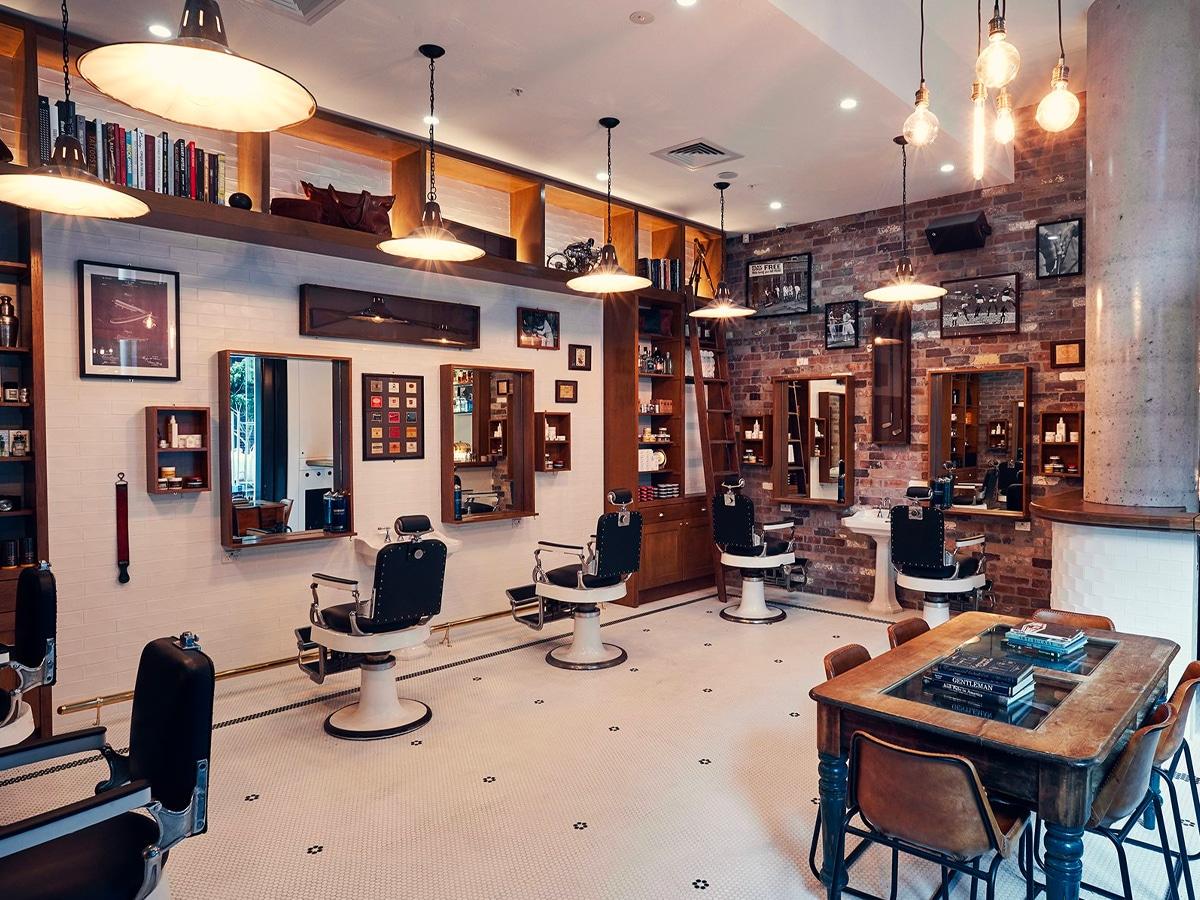 The barbershop 1