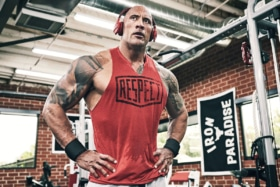 The Rock Black Adam Workout