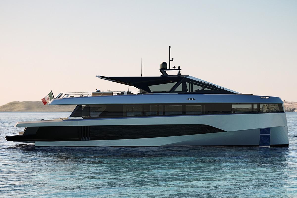 Wally WHY2000 yacht