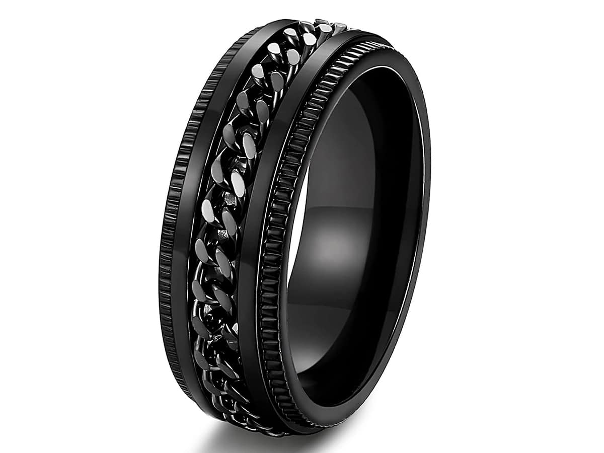 Ways to look wealthy with mens jewellery rings