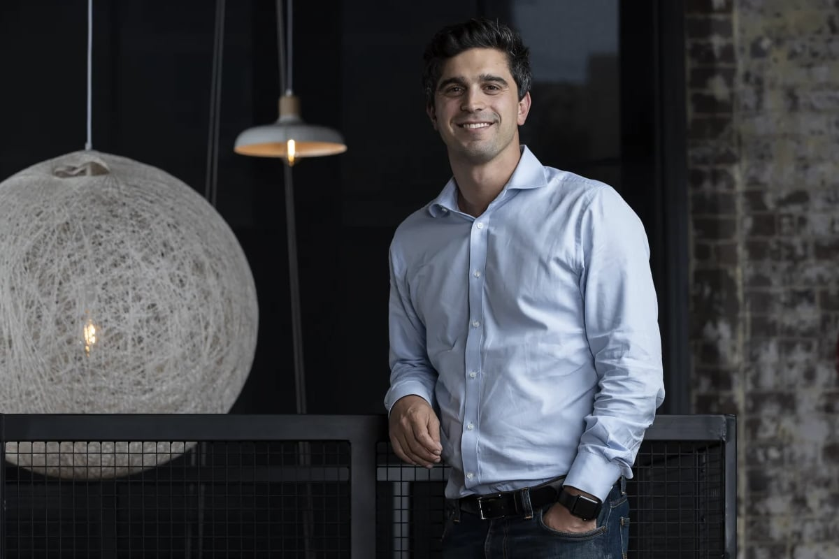 Afterpay co-founder Nick Molnar