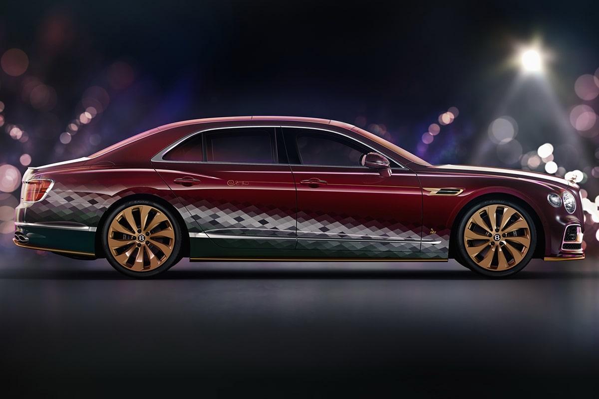 Bentley the reindeer eight 1