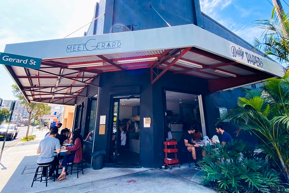 meet gerard cafe street view