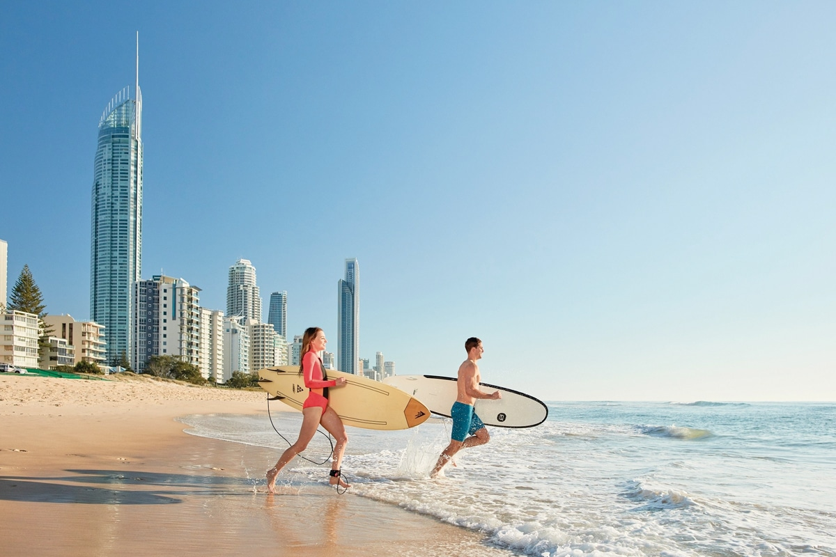 Best gold coast beaches 1