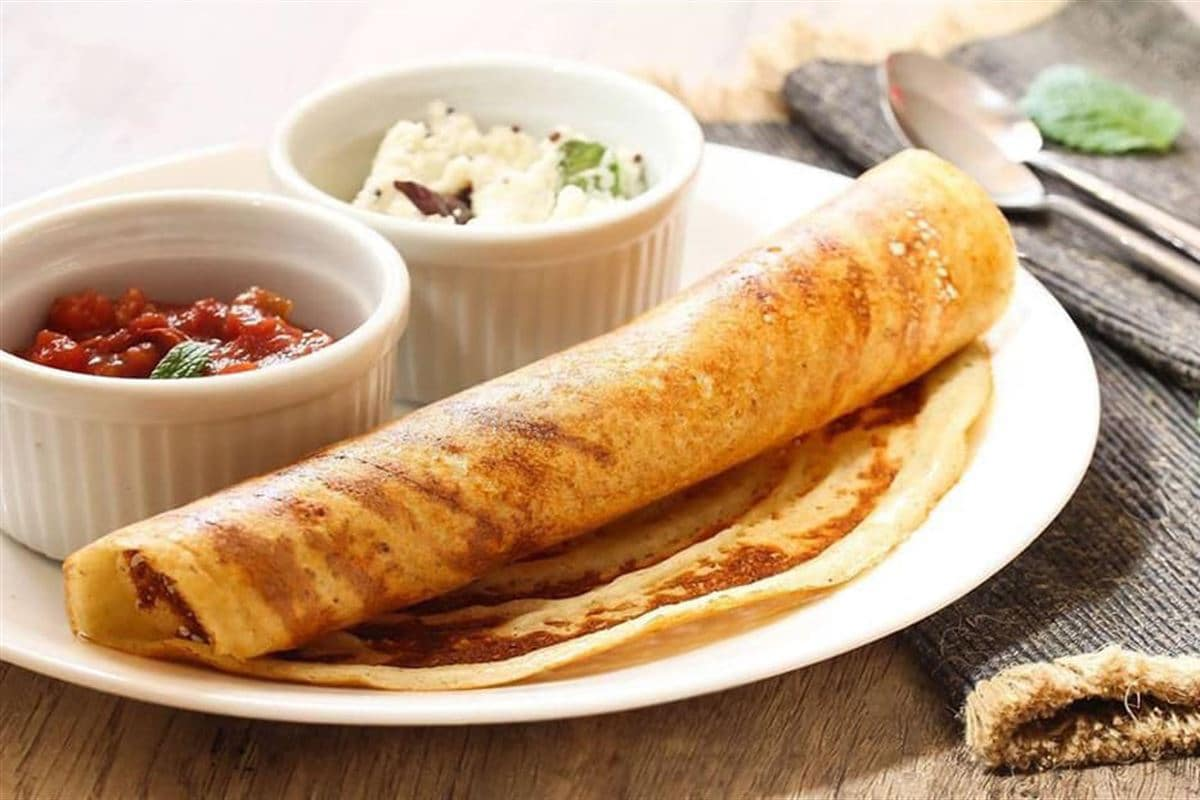 govindas hare krishna restaurant meal