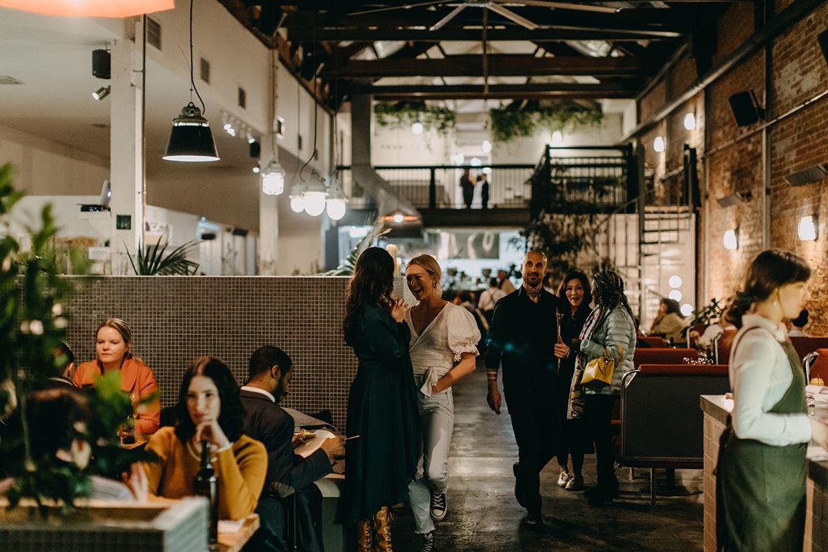 mother restaurant interior