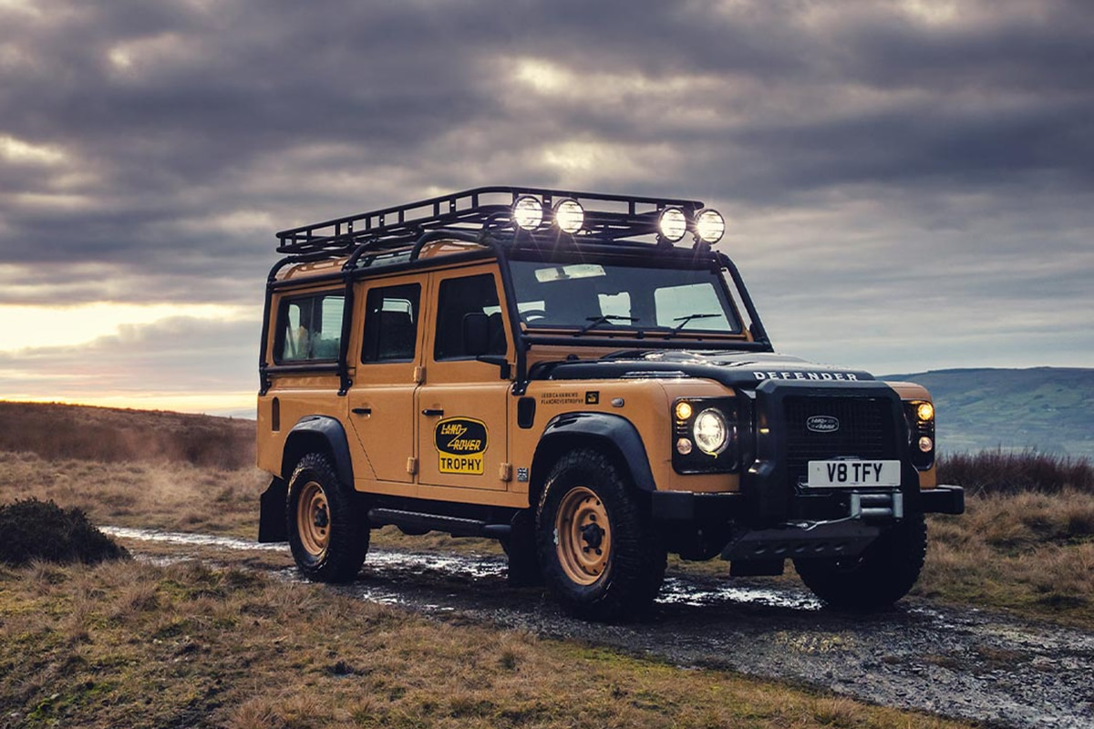 Defender works v8 trophy 2