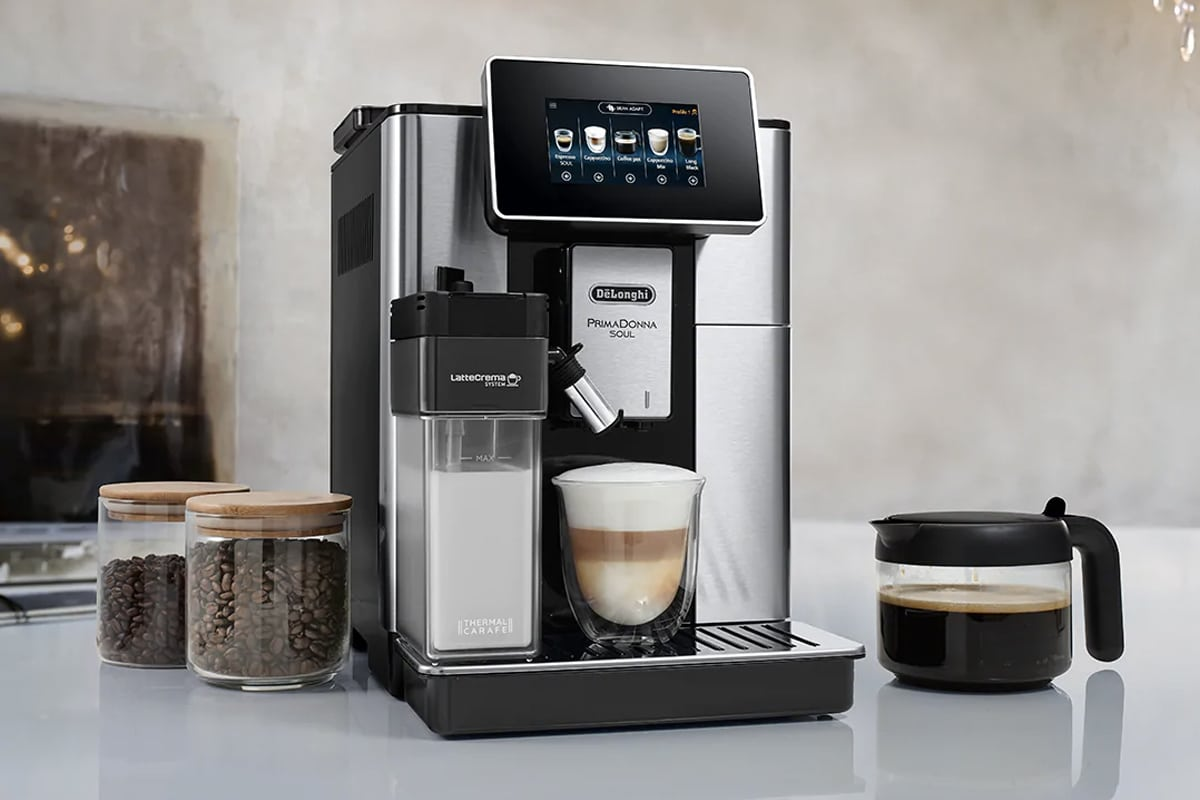 Is the De'Longhi PrimaDonna Soul Coffee Machine Worth the $2,799 Price Tag?
