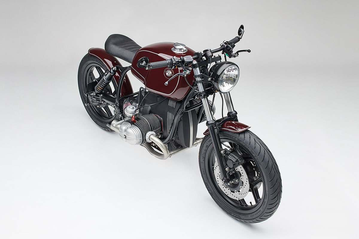 Earth motorcycles 1993 bmw r100rt halier 12