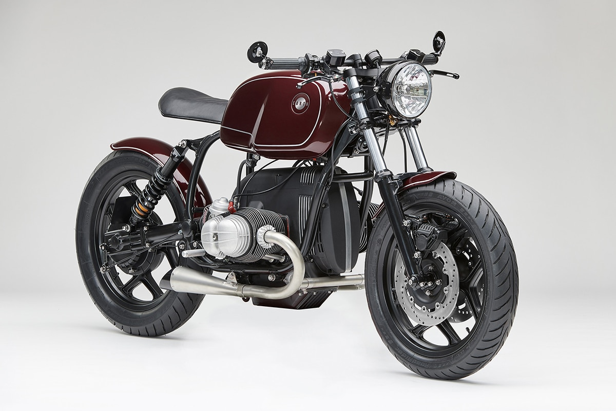 Earth motorcycles 1993 bmw r100rt halier 6