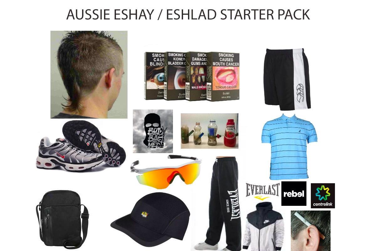Eshlad starter pack