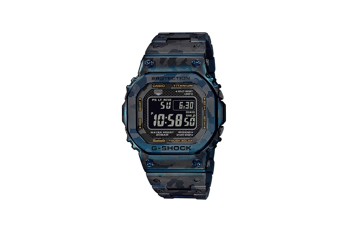 G shock full metal 5000 collection 12