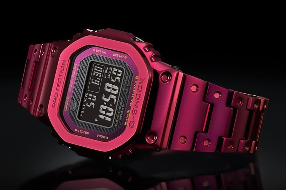 G shock full metal 5000 collection 6