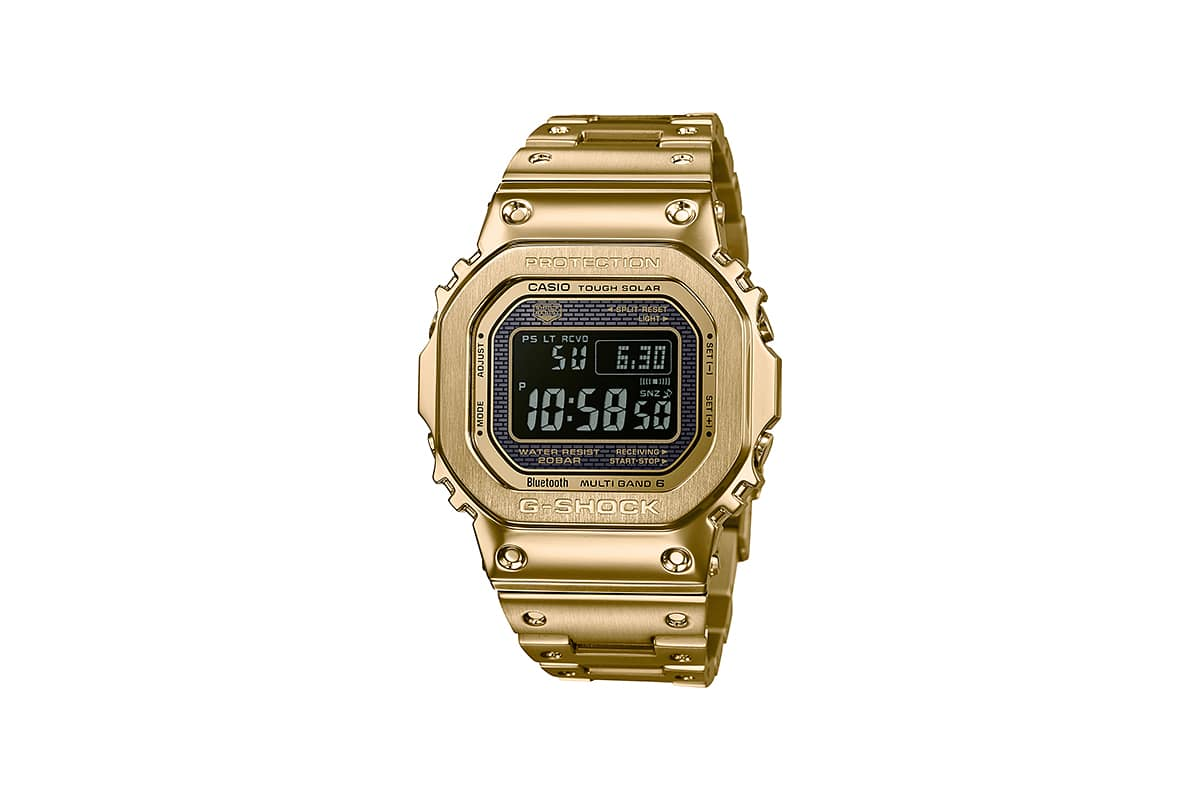 G shock full metal 5000 collection 9