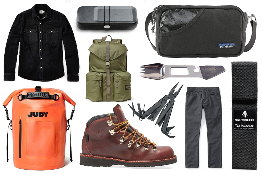 Huckberry finds – march be prepared