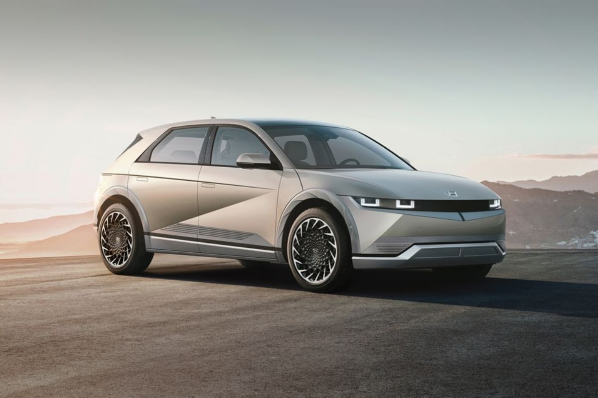 Hyundai all electric 2022 ioniq 5 10