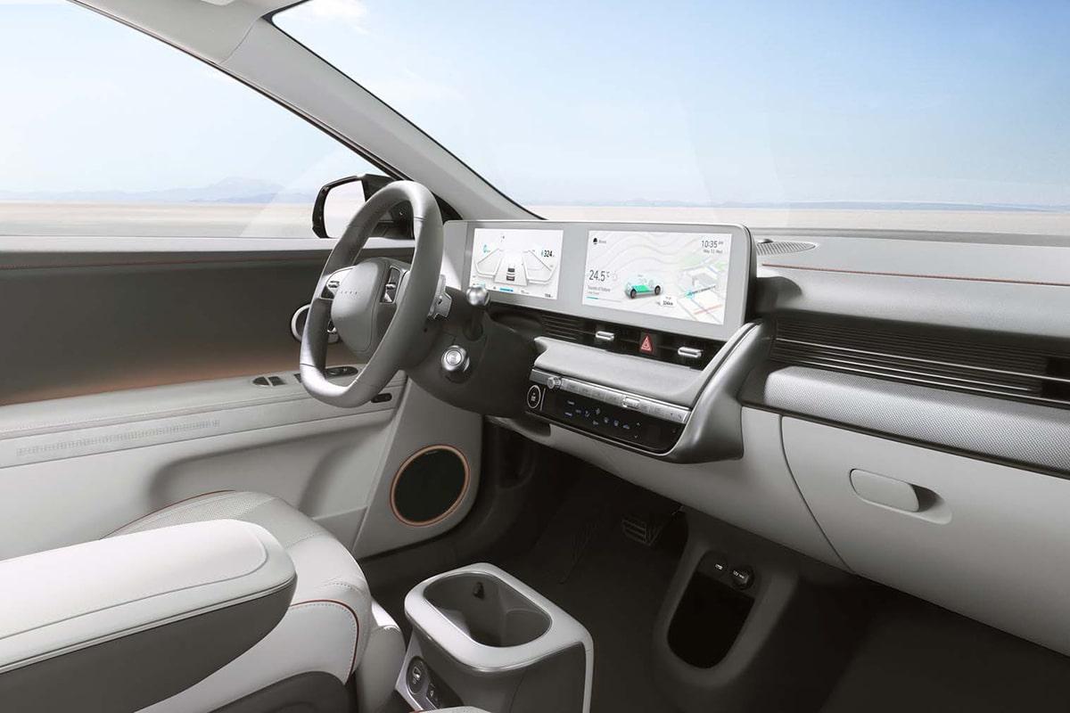 Hyundai all electric 2022 ioniq 5 12