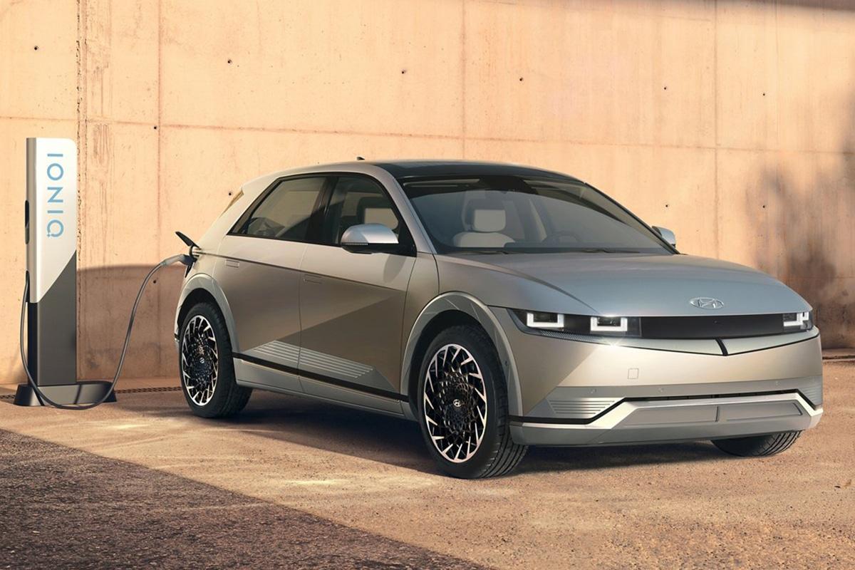 Hyundai all electric 2022 ioniq 5 5
