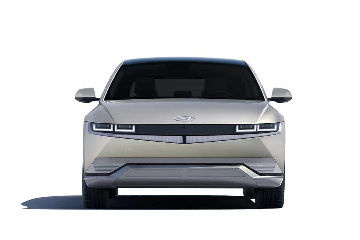 Hyundai all electric 2022 ioniq 5 6